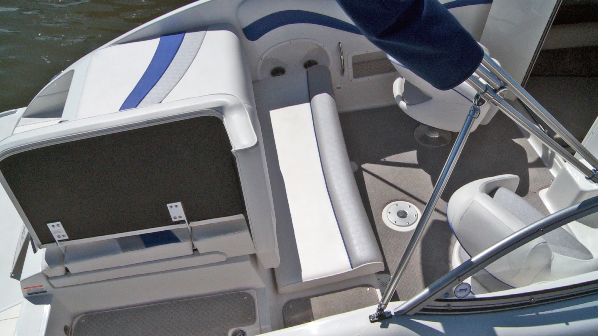 USED REVIEW: 2010 Ebbtide 224 SE | Boats and Places Magazine
