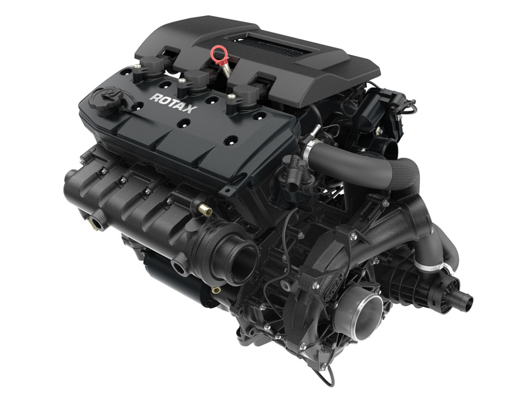 New Engines Big and Small | Boats and Places Magazine