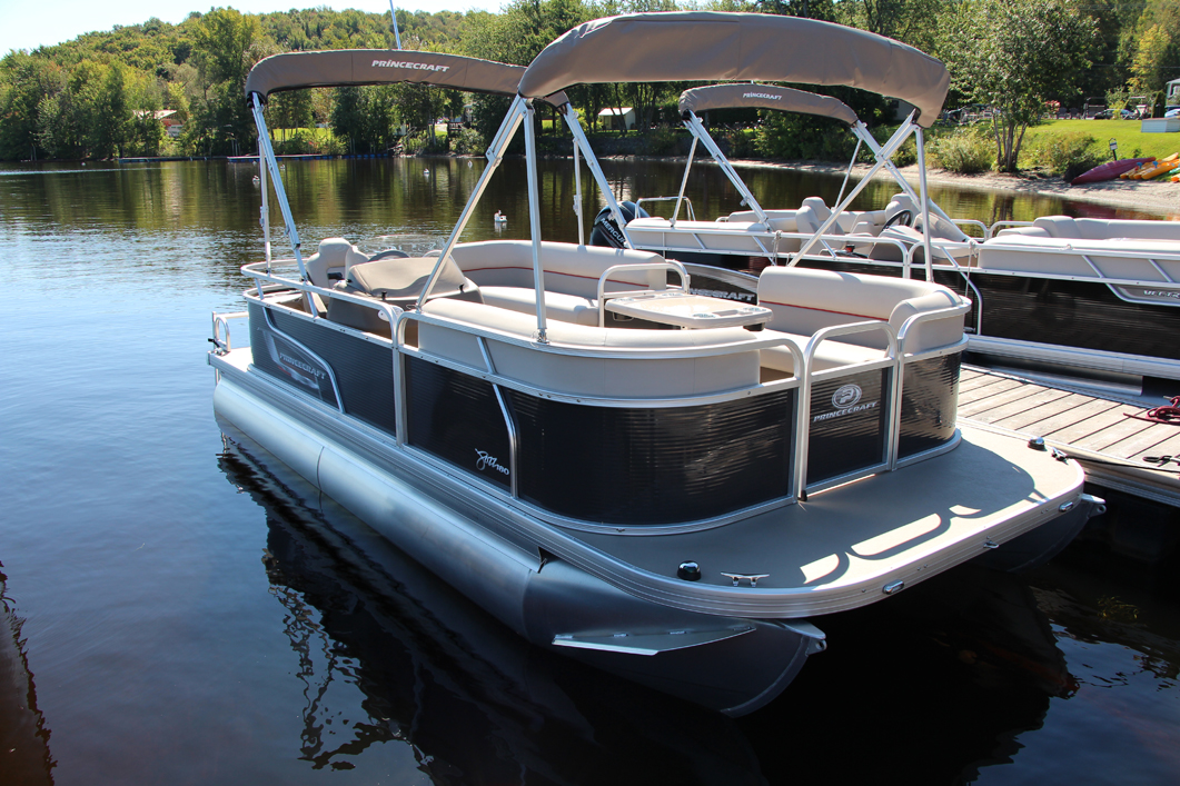 Power Profile Princecraft Jazz 180 Boats And Places