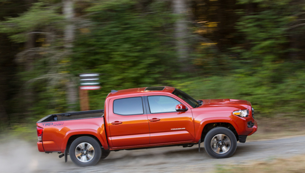 A new Tacoma, old Toyota values | Boats and Places Magazine