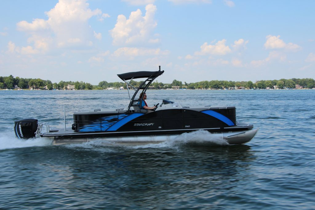 Happy Pontoon-iversary! | Boats and Places Magazine