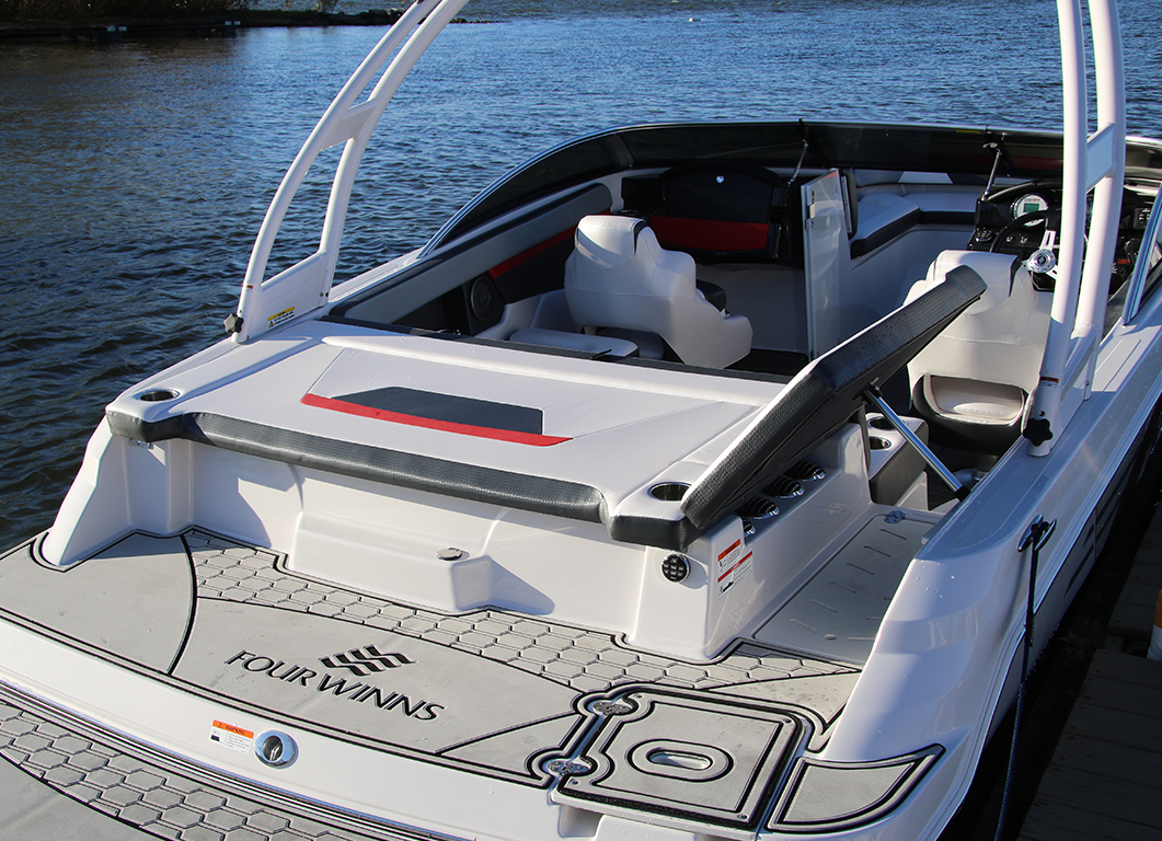 Power Profile: Four Winns HD 200 Sport RS Surf | Boats and