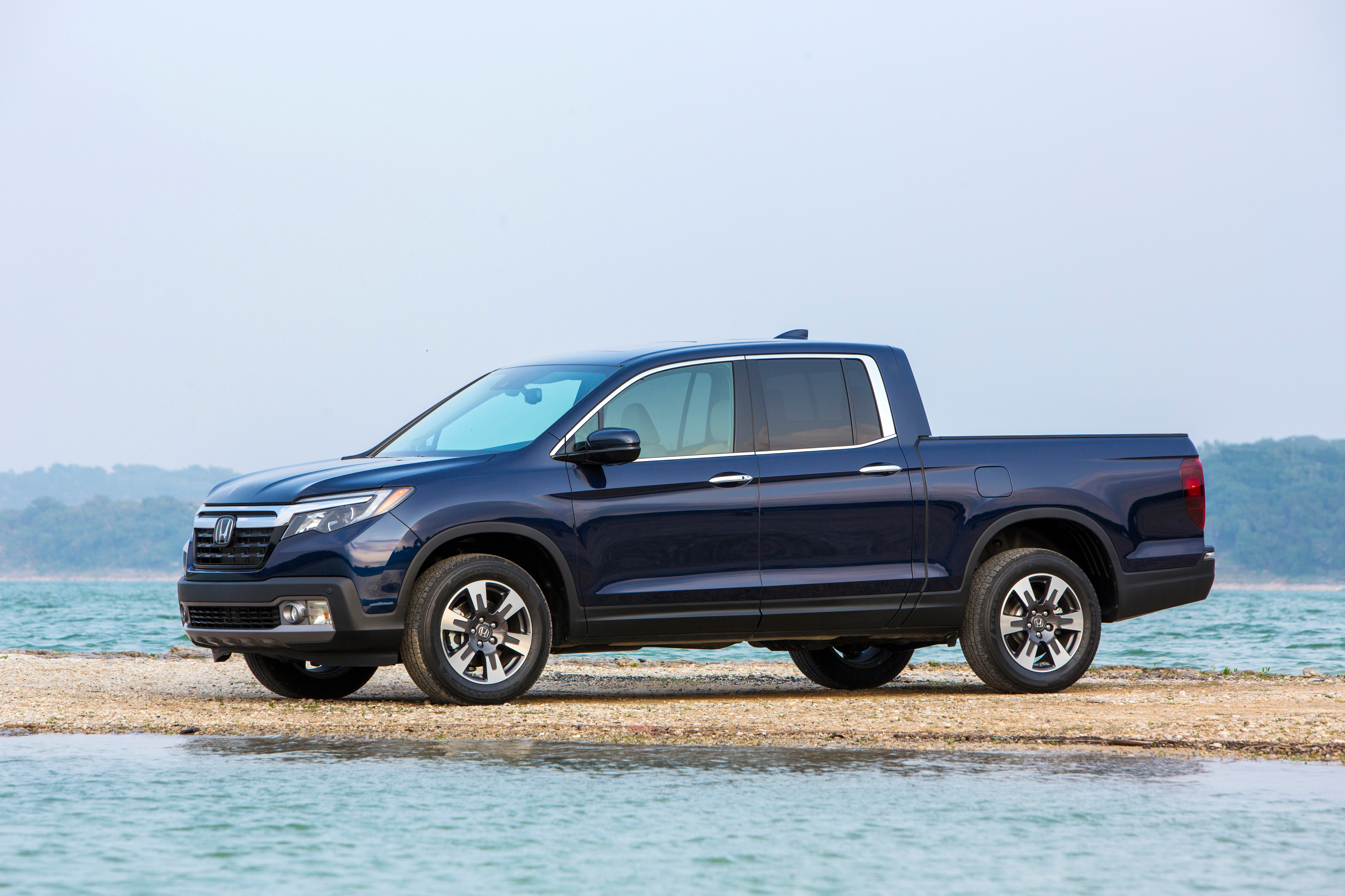 Honda Ridgeline Boats And Places Magazine Boat Towing With